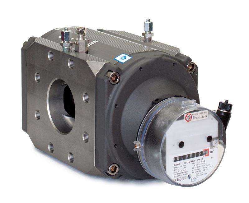 Счетчик газа Delta G100/2080 DN80 1:20